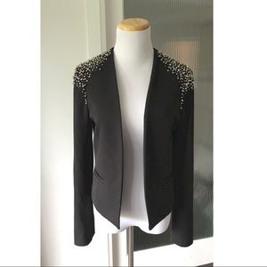 Urban Outfitters silence+noise embellished blazer